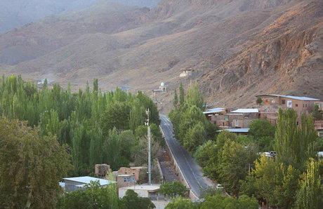 خوانسار، بهشت اردیبهشت ایران