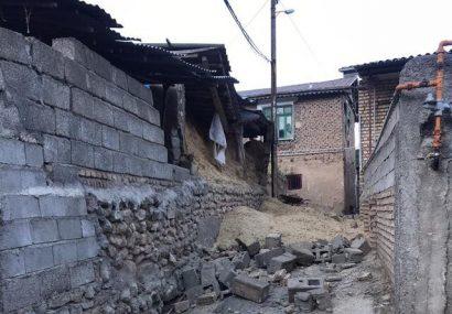 همه خانههای روستایی رامیان بیمه هستند