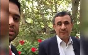 احمدی نژاد سر و صدا به پا کرد
