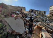 ببینید / لحظه وحشتناک وقوع زلزله ۶.۶ ریشتری ترکیه از دوربین یک جوان گیمر