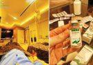 قرنطینه کرونا در هتل بیمارستانهای لاکچری و اعیانی تهران با انبوه داروی کرونا + عکس