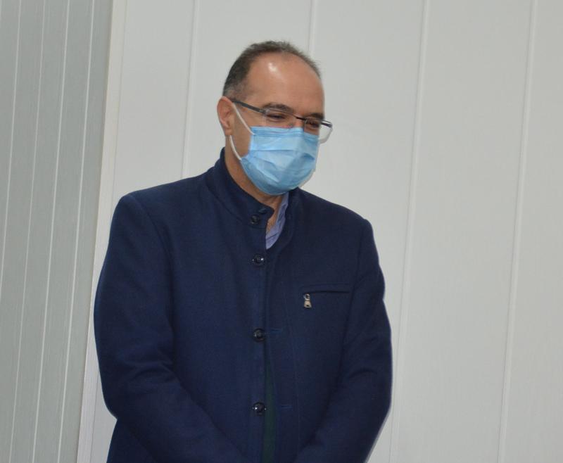گزارش تصویری تجلیل از پرستاران گلپایگان