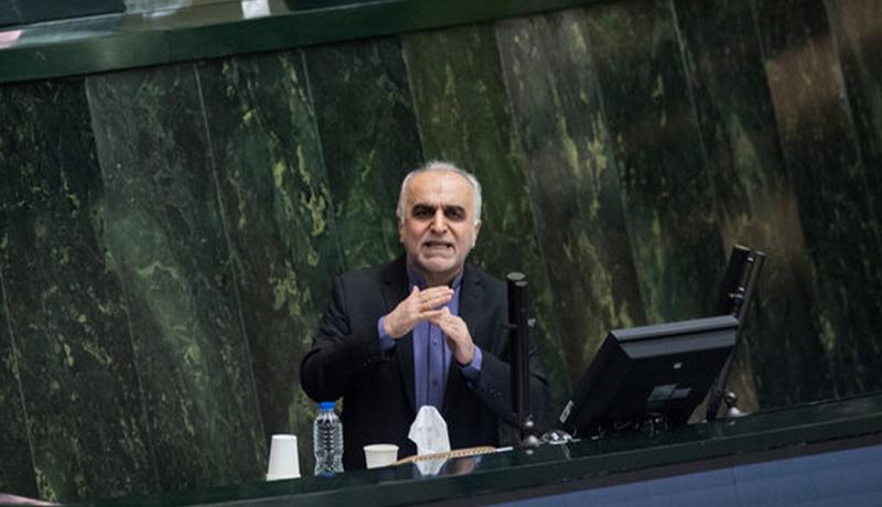 ارسال استیضاح وزیر اقتصاد به هیئت رییسه مجلس +عکس
