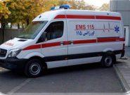 راه اندازی یک پایگاه جدید  اورژانس در گلپایگان