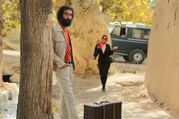 تصاویر پشت صحنه فیلم     رویای سهراب  به کارگردانی علی قوی تن