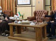 سفیر ایران در ارمنستان با دادستان کل کشور دیدار و گفتوگو کرد