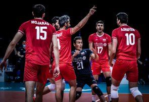 لیست ۱۲ نفره تیم ملی والیبال ایران در المپیک اعلام شد